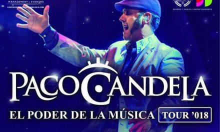 Concierto de Paco Candela en Orgaz