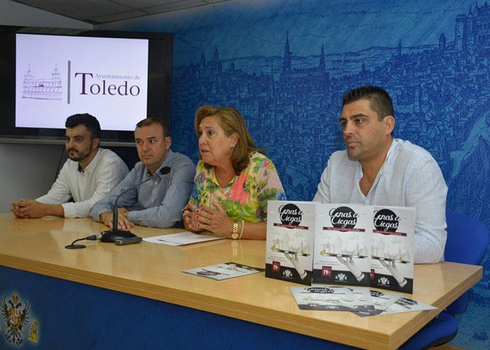 """'Cenas a Ciegas' ofrece sus últimas plazas para participar en septiembre de una experiencia """"extraordinaria y sorpresiva"""""""