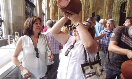 La Feria de Toledo entre agua y música