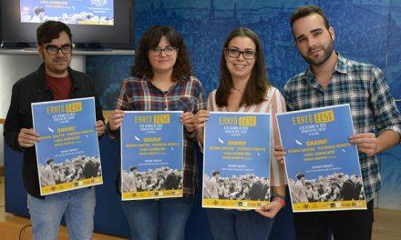 Toledo acogerá la primera edición del Festival Erató Fest que contará con Elvira Sastre y otros autores en diferentes escenarios