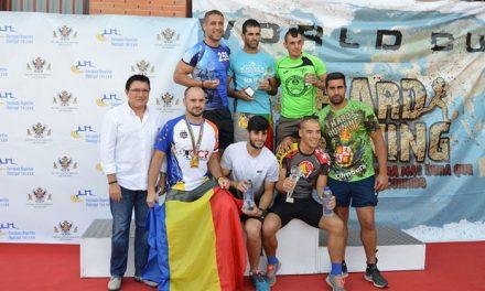 El Hard Running toma la Fuente del Moro en Santa Bárbara con la Copa del Mundo y más de un centenar de deportistas de élite