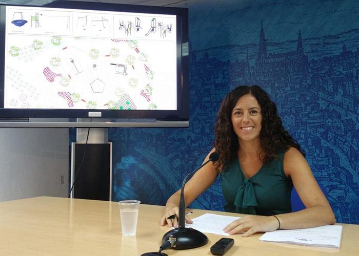 El Ayuntamiento construirá un nuevo parque infantil inclusivo con zona verde en La Legua al que destinará cerca de 70.000 euros