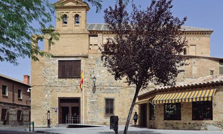 Sinagoga de Samuel ha-Leví o del Tránsito, Toledo