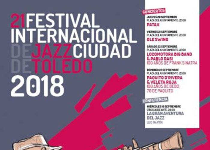 'Marching Band Chicago Dixie' se hará cargo hoy del pasacalles inaugural del Festival de Jazz de Toledo