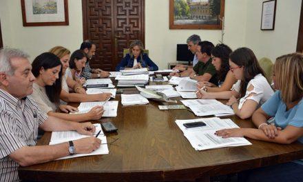 El Gobierno municipal da el visto bueno a inversiones y obras por valor de 600.000 euros