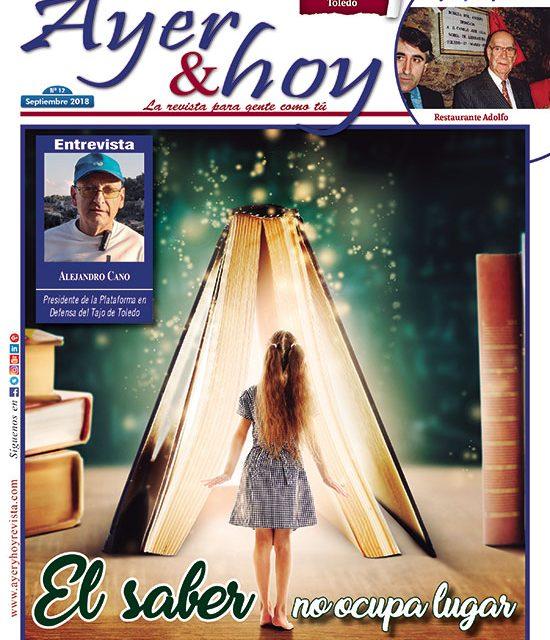 Ayer & hoy – Toledo – Revista Septiembre 2018