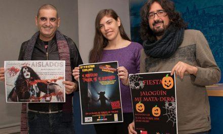 Un pasaje del terror, dos recorridos teatralizados y una fiesta de disfraces, propuestas de Conecta Joven para celebrar Halloween