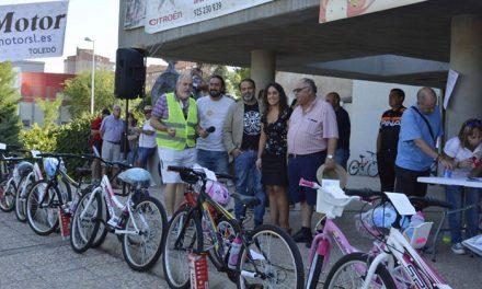 El barrio del Polígono celebra su XI edición del Día de la Bicicleta con la participación de cerca de mil personas y el apoyo municipal