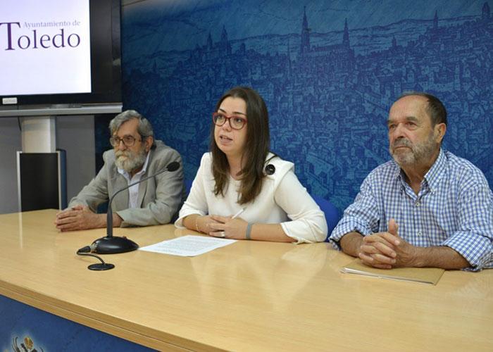 El Ayuntamiento y 'La Cornisa' presentan las bases para participar en el Museo de Escultura al Aire Libre en la ribera del Tajo
