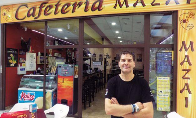 Cafetería Mazai (Toledo)
