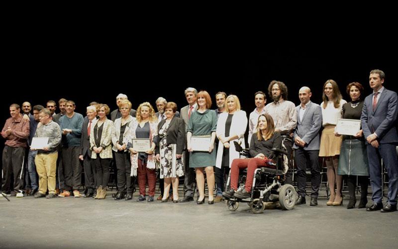 """El Gobierno municipal ensalza la labor de los galardonados en los Premios 'Recaredo Rey' que son """"un ejemplo para la sociedad toledana"""""""