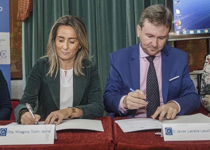 La alcaldesa celebra que Toledo represente un ejemplo importante para Burgos en la gestión cultural, gastronómica y turística