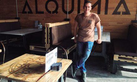 Alquimia Beer Company: Cervecería artesanal y restaurante