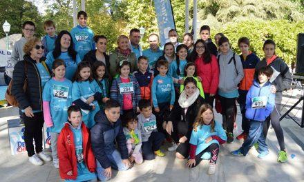 La IV Carrera Popular y la V Marcha Solidaria por la Diabetes se consolidan como prueba deportiva con más de 450 participantes