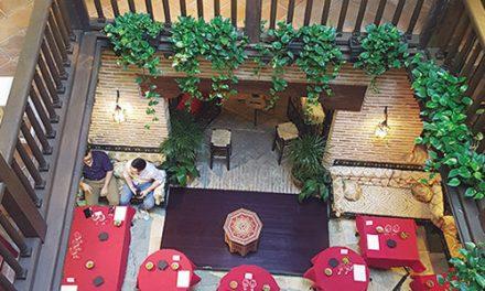 "Tardes de Flamenco en ""Entre dos aguas-Hotel Boutique"""