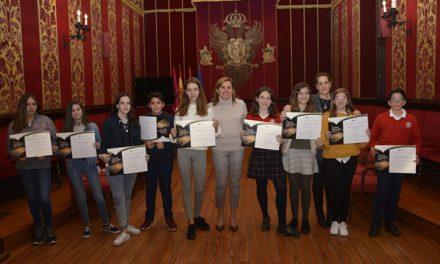 El Concurso de Microrrelatos de la Red de Juderías otorga con el apoyo del Ayuntamiento un total de 13 premios al Colegio Infantes