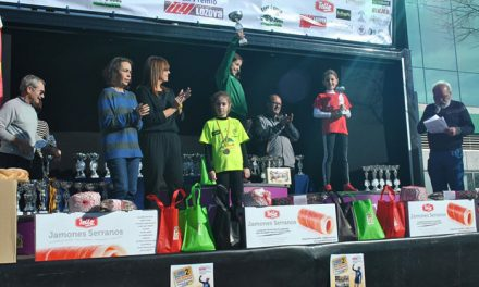 """El Gobierno local participa en la entrega de trofeos de la Carrera Urbana Popular """"Tres Culturas"""" que reúne a 120 patinadores"""