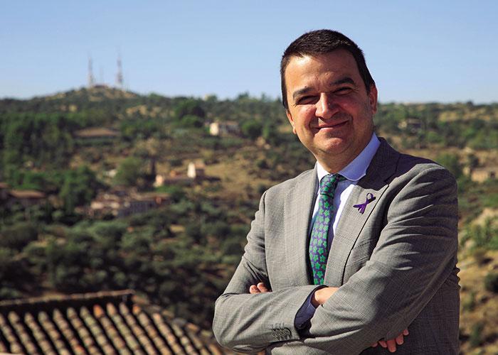 Francisco Martínez Arroyo, presidente de la Fundación Dieta Mediterránea
