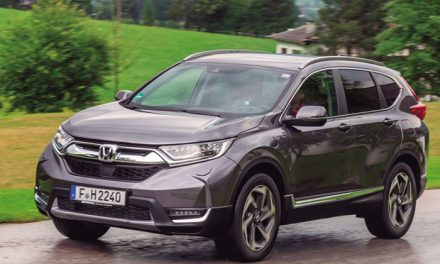 Honda CR-V VTEC TURBO 2018