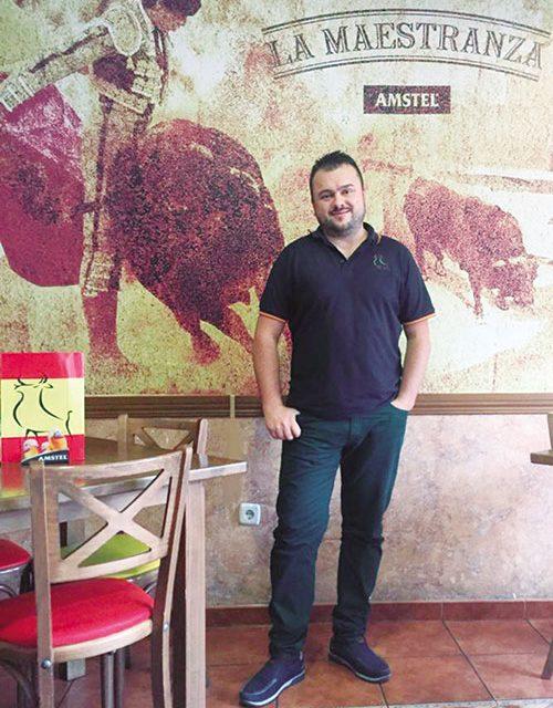 Restaurante La Maestranza (Toledo)