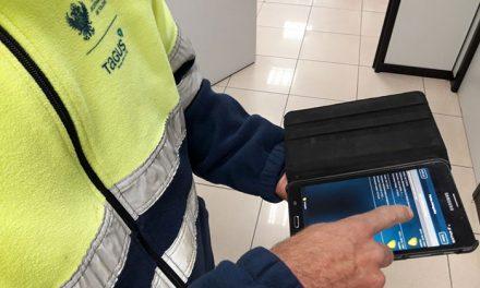 El Servicio de Agua y Saneamiento mejora sus prestaciones con la adquisición de tablets para la gestión de las actuaciones
