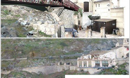 El proyecto para mejorar la accesibilidad de la ermita del Valle estará en información pública hasta el 17 de diciembre