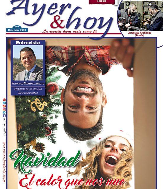 Ayer & hoy – Toledo – Revista Diciembre 2018