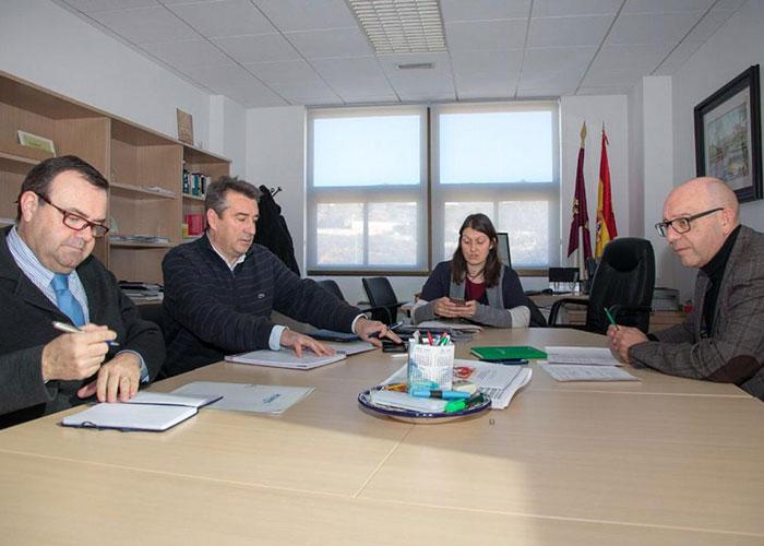 El Ayuntamiento repasa con la Dirección Provincial de Educación las mejoras necesarias en los colegios públicos de la ciudad