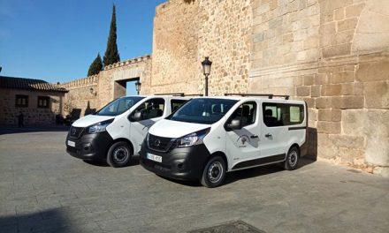 El Ayuntamiento incorpora dos nuevas furgonetas al parque móvil y renueva otras cinco para la gestión de trabajos municipales