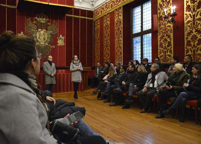 El Gobierno local da la bienvenida a los 250 juristas que participan en los Cursos de Postgrado de Derecho de la UCLM en Toledo