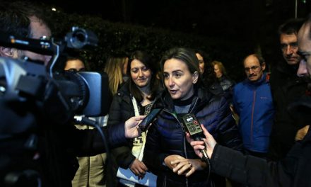 La alcaldesa destaca el ahorro energético en la iluminación de Valdemarías y anuncia la renovación en el Poblado Obrero
