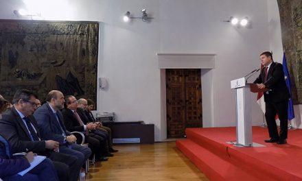 """El presidente García-Page apuesta por una segunda legislatura que sitúe a la región en una dinámica de """"aprovechamiento por encima de la media"""""""
