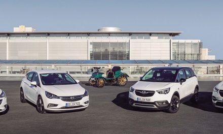 "Opel ""120 aniversario"""