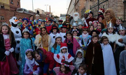 Con el Cartero Real y la llegada de los Reyes Magos se puso punto y final a las fiestas navideñas en Los Yébenes