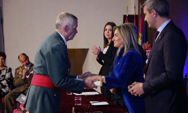"""Milagros Tolón: """"Con trabajo y esfuerzo contribuimos a que continúen el bienestar y el progreso de Toledo y de España"""""""