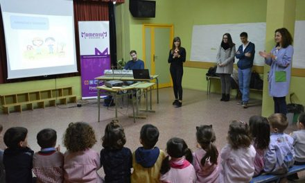 El Ayuntamiento ofrece conciertos didácticos en distintos colegios de la ciudad para acercar la música a los escolares