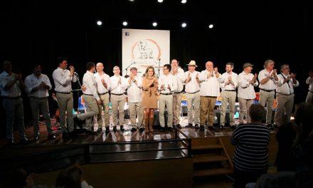 La alcaldesa participa en las actividades del programa 'Toledo Enamora' que reciben un gran respaldo por parte de los toledanos