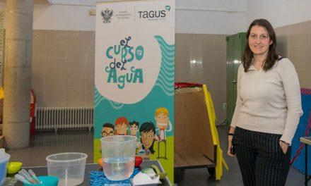 El Ayuntamiento y TAGUS lanzan la III edición del proyecto educativo y de sensibilización ambiental 'El Curso del Agua'