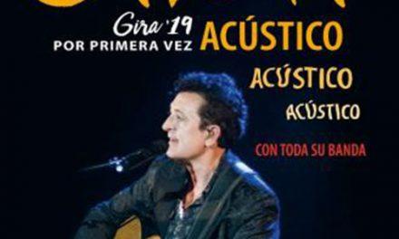 Este lunes salen a la venta las entradas para el concierto de Manolo García del próximo 21 de junio en el Palacio de Congresos