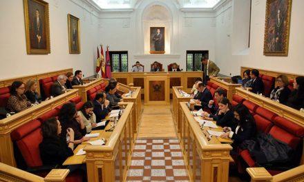 El Pleno da cuenta del Presupuesto de 2019 con inversiones que apuestan por el empleo, el desarrollo económico y social de Toledo