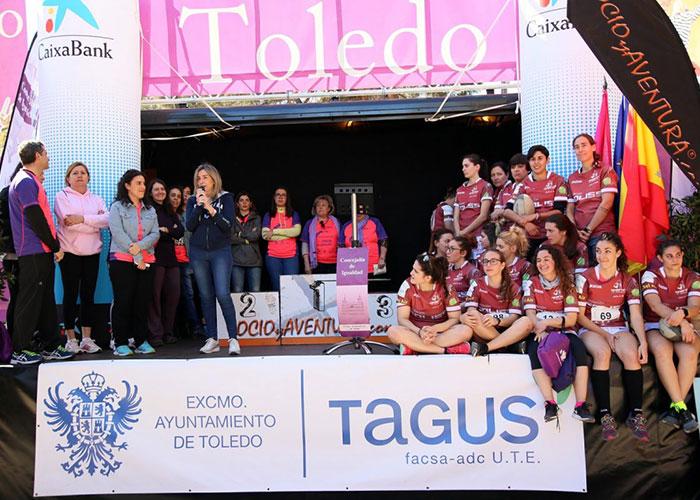 La alcaldesa invita a la sociedad toledana a seguir reivindicando la igualdad entre mujeres y hombres los 365 días del año