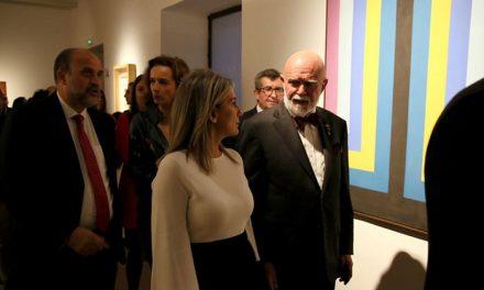 """Milagros Tolón: """"La colección de Roberto Polo marcará un antes y un después en la historia cultural del siglo XXI de Toledo"""""""