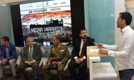 La Media Maratón 'Toledo' homenajea en su segunda edición a la Escuela Central de Educación Física