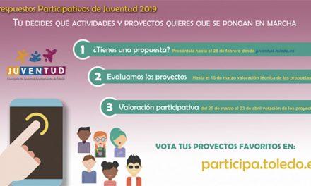 Un total de 39 actividades pasan a la fase de votación de los presupuestos participativos para la programación juvenil del 2019
