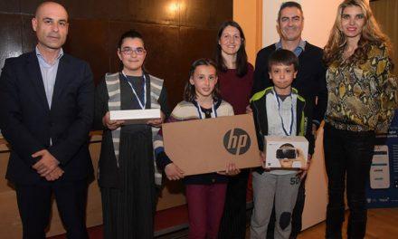 El Ayuntamiento de Toledo y TAGUS entregan los premios del III Certamen Escolar de Dibujo y Pintura 'El agua en tu ciudad'