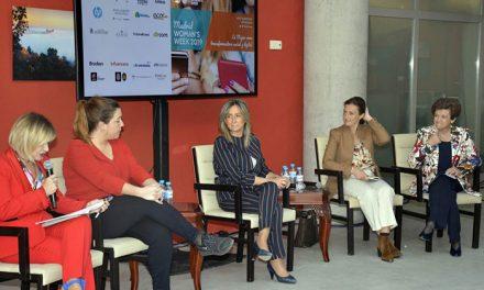 Milagros Tolón destaca en la Semana de la Mujer de Madrid la labor de los ayuntamientos por la igualdad entre hombres y mujeres