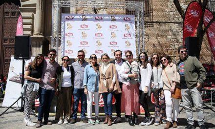 Milagros Tolón destaca la posibilidad de aunar gastronomía, arte y cultura en el V Campeonato Solidario de Cortadores de Jamón