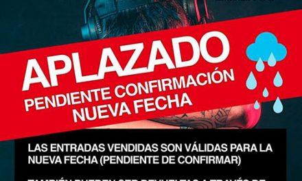 Ayuntamiento y promotores estudian fijar una nueva fecha para el festival 'Toledo en concierto' por la previsión de lluvias el 6 de abril