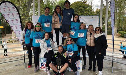 El Ayuntamiento participa y colabora en el desarrollo de la IV Marcha y Carrera Solidaria Autismo Toledo 2019 de APAT