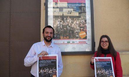 La Banda Sinfónica de Toledo ofrece este sábado en el Teatro de Rojas con más de 40 músicos su gran concierto de Semana Santa